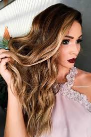 33 light brown hair color with high and low lights light brown
