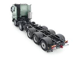 brand new volvo truck five new options released by volvo trucks for rough terrain