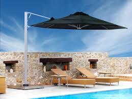 patio u0026 outdoor cantilever umbrella for enchanting patio