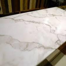 Carrara Marble Laminate Countertops - create the look of carrara with these 30 faux marble countertops