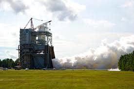 nasa shaking things up for space launch system at redstone test