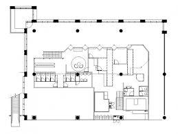 layout denah cafe desain interior eklektik dan quirky cafe bluetrain desain interior