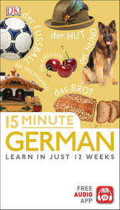 15 minute german by dk penguin books new zealand