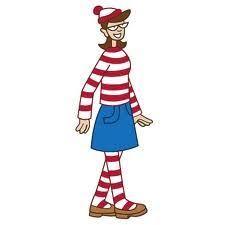 where s waldo costume where s waldo party musings of a marfan where is