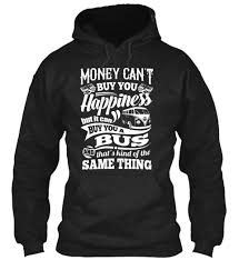 happiness split bus hoodies money cant buy you happiness but it