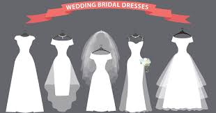 wedding dress type what type of wedding dress is for you based on your