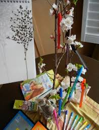 birthday tree simple and inexpensive celebration home grown