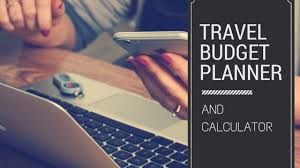 Travel Budget Template Excel Free Travel Budget Planner Guide And Calculator