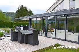 Veranda Pour Terrasse Pose D U0027abri De Terrasse Pour Hôtel Et Restaurant Mont Saint Aignan