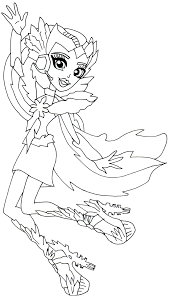 free printable monster high coloring pages astranova monster high