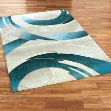 Peacock Area Rugs Black And Blue Rug Maslinovoulje Me