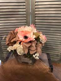 Shabby Chic Flower Arrangement by A Shabby Chic Spring Floral Arrangement Summer Floral Arrangement