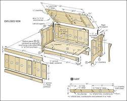 Diy Toy Box Plans by New Wooden Toy Boxes Plans