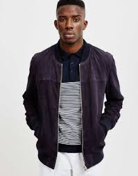 how to buy and wear a leather jacket for men the idle man