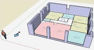 logiciel plan cuisine 3d gratuit plan cuisine 3d en ligne grassement amenagement interieur