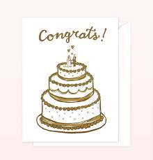 congrats on wedding card congrats wedding card 4 25 x5 5 sassy banana design co