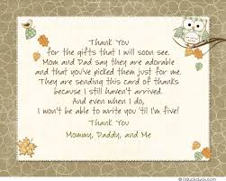thank you baby shower cards hoot owls thank you card matching baby shower
