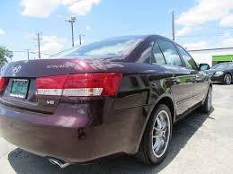 hyundai sonata 2006 tire size 2006 hyundai sonata gls v6 4dr sedan in arlington tx cooper car