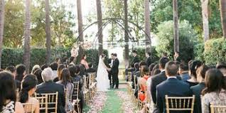 affordable wedding venues in southern california whispering ranch weddings price out and compare wedding