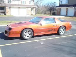 88 camaro iroc z for sale michigan 1988 camaro iroc z28 medium orange metallic third