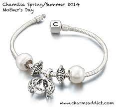 mothers day bracelet chamilia summer season 2 2014 preview charms addict