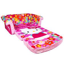 Hello Kitty Bedroom Set Toys R Us Amazon Com Marshmallow Furniture Children U0027s 2 In 1 Flip Open