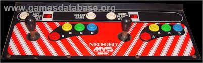 Neo Geo Arcade Cabinet Help Identify Neo Geo Control Panel U2014 Shoryuken