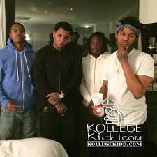fredo santana and kevin gates in the studio welcome to