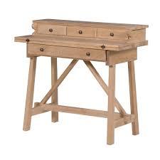 Fold Away Desk by Scholar Wooden Fold Away Desk
