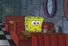 Lonely Meme - spongebob