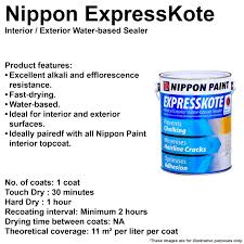 nippon paint expresskote home painting 101 u0026 the lion city