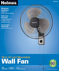 holmes metal stand fan holmes hmf1611a um wall mountable fan amazon ca home kitchen