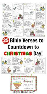 best 25 bible verse advent calendar ideas on