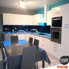 credence cuisine blanc laqu credence blanc brillant gallery of amazing cuisine cuisine