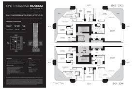 one thousand museum condo by zaha hadid u2013 miami condo