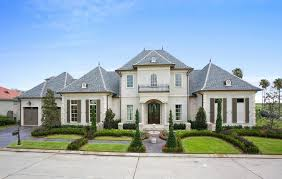 chateau style house plans small chateau style homes new orleans cottage