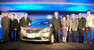 nissan almera km per litre nissan launches the new almera first sedan eco car in thailand
