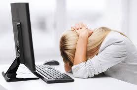femme de bureau femme depitee bureau daily