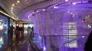 Chandelier Las Vegas Cosmopolitan Luxury The Chandelier Las Vegas Chandelierlampsin Co