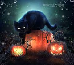 halloween kitties background desktop backgrounds with halloween cats u2013 halloween wizard