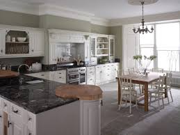 traditional home interior design with l shaped kitchens also white