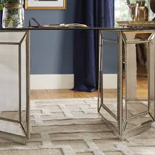 Mirrored Dining Table Mirrored Dining Table