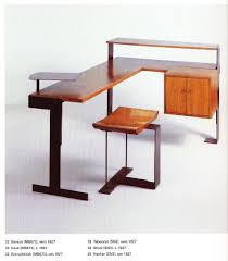 ag e murale bureau desk and chair used by chareau c 1927 desks deco and