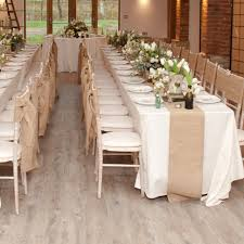 hessian burlap table runner 5m roll the wedding of my dreams