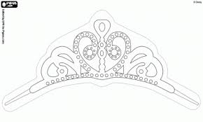 the tiara of sofia efc e a f p coloring pages kid stuff