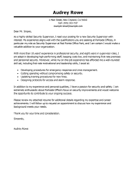 whelan security officer cover letter
