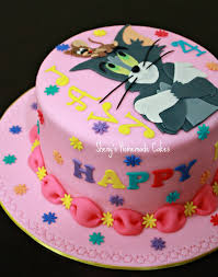 tom and jerry cake topper tom and jerry birthday cake ideas birthday cake ideas