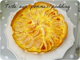 cuisine tarte aux pommes tarte aux pommes pudding un peu de rêve dans ma cuisine