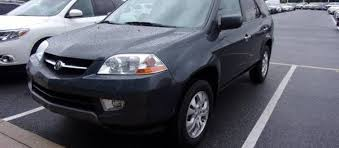 acura jeep 2003 used 2003 acura mdx pricing for sale edmunds