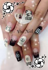 nail art nail ideas chanel nails nail art u0026 tutorials